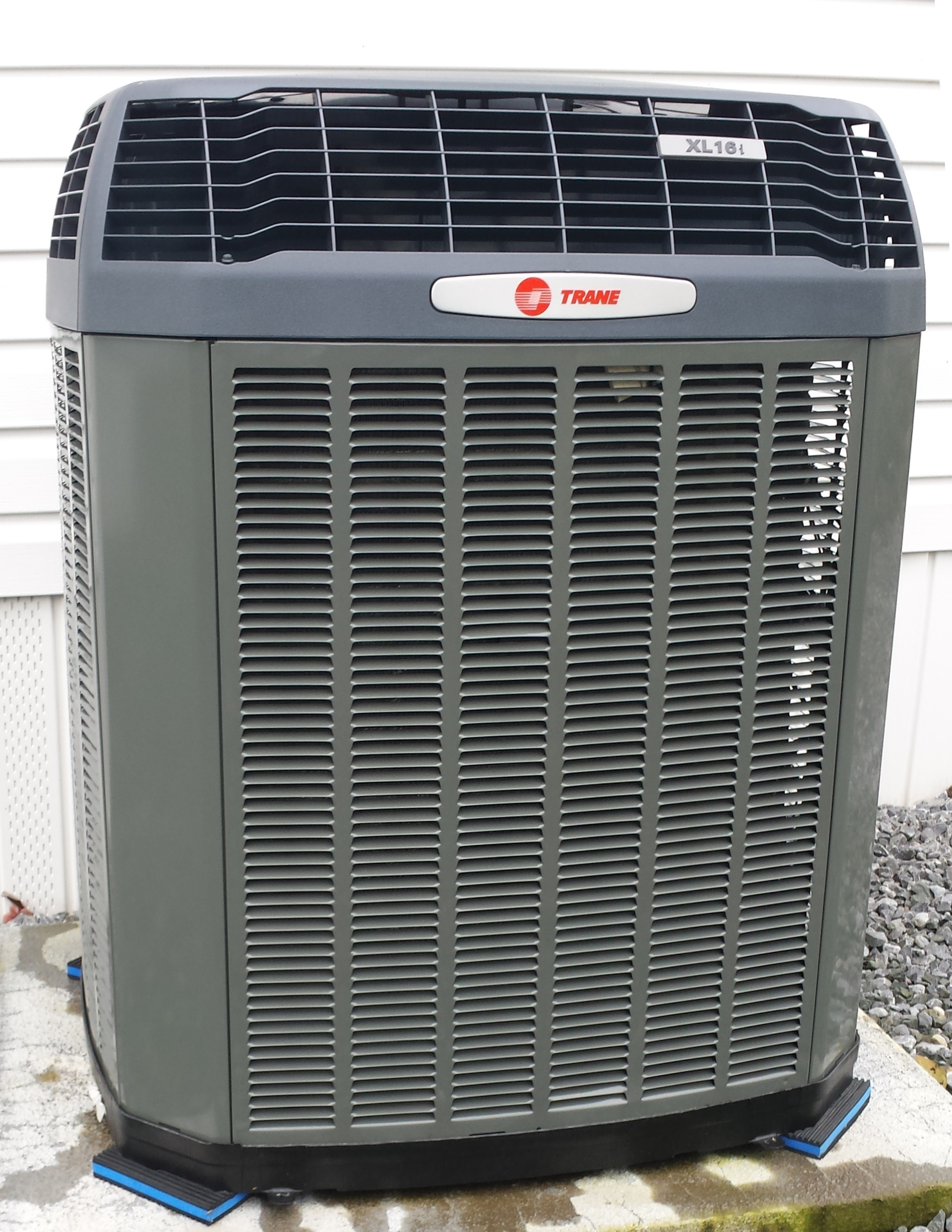 Exterior Heat Exchange Unit